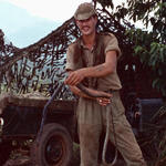 LBdr Brian Rusco and 'friend' North Malaya c.1966