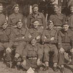 No 12 Commando,  2 Parachute troop ( No 1 stick )