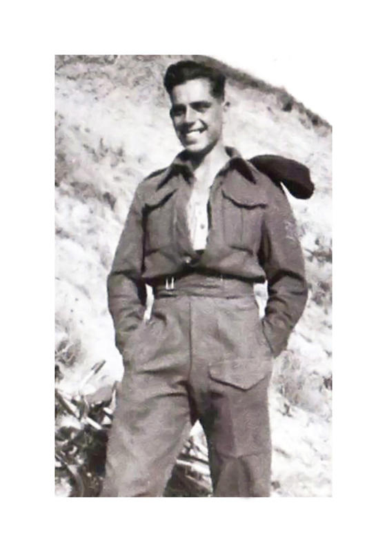 Sgt John 'Jack'  Cox