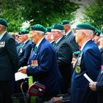 Veterans at Alrewas 2014