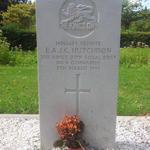 Private Edward Alexander Jackson Clark Hutchison