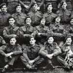 B Section, 33RM Troop, 30AU Jan 45