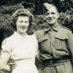 Bill Burt and his wife Norah
