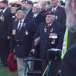 Fort William, Remembrance Sunday 2014
