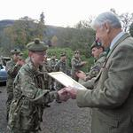 Presenting the  Commando certificate