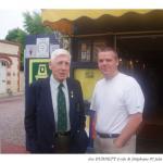 Joe Burnett and  Stephane - 2007
