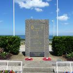 Memorial at Luc sur Mer, 2014