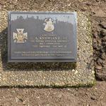 Lieutenant George Arthur Knowland VC