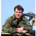 Lance Bombardier Liam (Paddy) McLaughlin