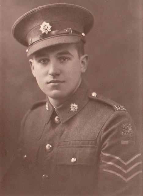Sgt Henry Brown