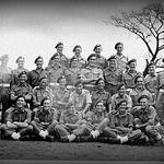 Vic Ralph and others from No 1 Commando at Ahmednager India