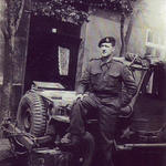 Sgt A.J. H. 'Harry' Hewitt, 46RM Commando 'S' troop, (3)