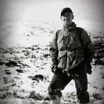Sgt Alf Barker