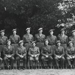 No. 5 Commando Officers [possibly taken 3rd July 1941]