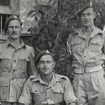 Robert Donnison & No5 Commando comrades