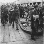 No.4 Commando 19 Aug' 42 Newhaven Docks