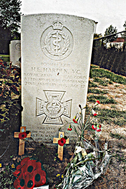 Lance Corporal Henry Eric Harden VC (1)