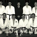Royal Marines Judo Champions 1978 RM Poole
