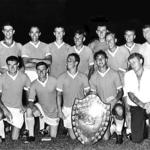 42 Cdo. football team circa 1969 Nee Soon Barracks Singapore