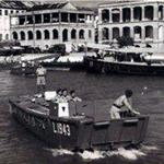 Landing Craft Squadron Hong Kong 1949