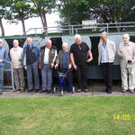 Liverpool RMA visiting the Museum at Eastney 2011