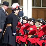 The Royal Hospital Chelsea, 12 April 2015