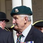 CVA President, Brigadier Jack Thomas CBE
