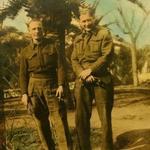 Raymond Craddock Bari Italy 1945