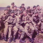 41 Commando, 4 Mortar Troop Dartmoor circa 1963-64.