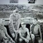 40 Commando 1966 in Sarawak-Sungei Tenge.