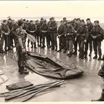 Amphibious training in the early 1980s for 300 & 301 Troops