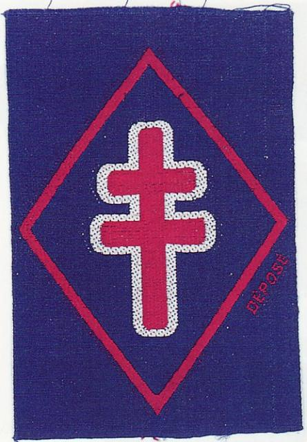 No10 Commando French shoulder patch (3)