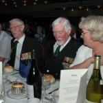 Commando Association Stand Down Luncheon 18th Sep.2005 Guildhall, Portsmouth .