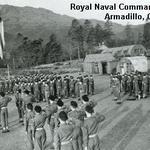 RN Commando HMS Armadillo, Glenfinart