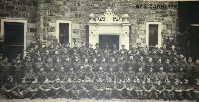No.6 Commando at Achnacarry