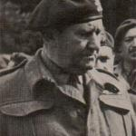 Lieut. Colonel Charles Vaughan OBE