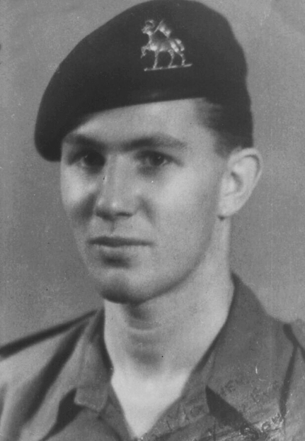 Ronald Doughty, No.5 Commando