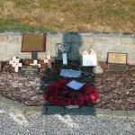 Items of Remembrance in the garden. 9