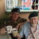 Ronald Doughty, No.5 Commando & Alan Strachan, Rhodesian Light Infantry