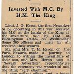 Newark Advertiser 13 August 1940