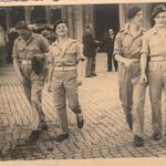 Carrington, Pickering, Hodgeson, Waldon,  43RM Cdo., Rome