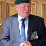 Barry Exley, 289 Commando Royal Artillery