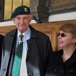 Brigadier Jack Thomas, MBE & Elizabeth Davies