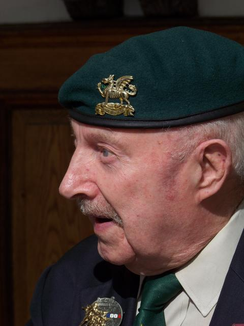 Roy Cadman, No.3 Commando