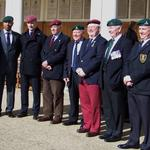 Members of 289 Commando together with members of 4 Para (previously members of 289 Cdo)
