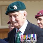 Brigadier Jack Thomas CBE