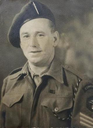 Sgt William 'Joseph' Cunningham