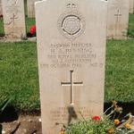 Fusilier Henry Albert Panning