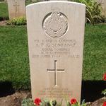 Corporal Arthur Francis Geoffrey Sentance