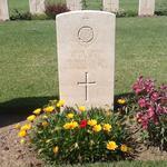 Fusilier Wyndam Francis Davies